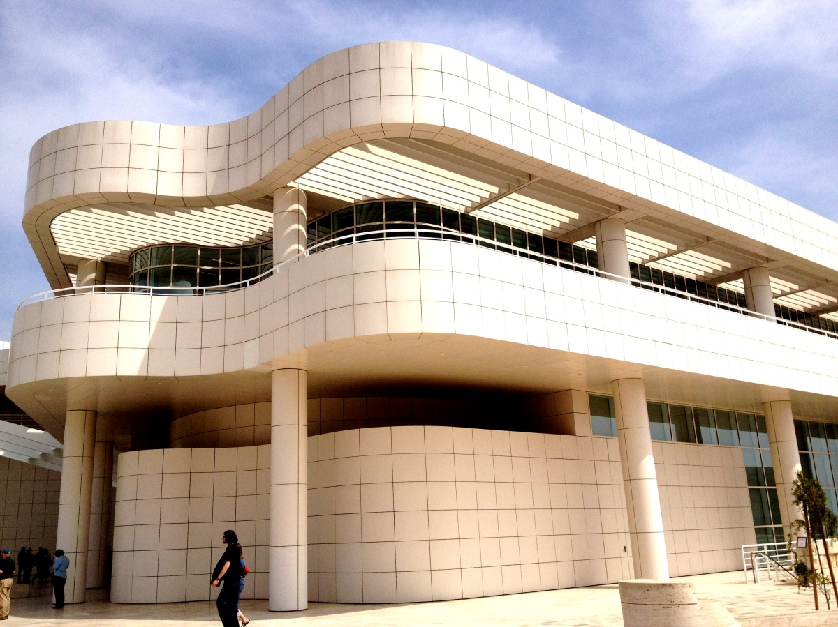 The Architecture at the Getty Museum