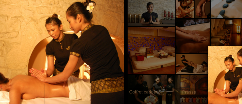 Thai massage paris milly and olly for Uniform thai spa