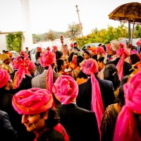 Indian Fairy tale wedding!
